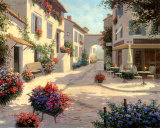 Sunny Afternoon Posters by Christa Kieffer