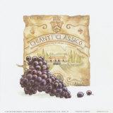 Chianti Classico Posters by Richard Henson
