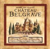 Chateau Belgrave, 1999 Prints by Richard Henson