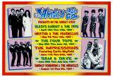 Konzertplakat, Motown Revue im Whiskey A-Go-Go Kunstdrucke von Dennis Loren