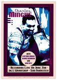 Charles Mingus Art par Dennis Loren
