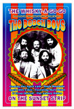 The Beach Boys at the Whiskey A-Go-Go Prints by Dennis Loren