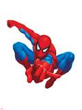 Spider Sense Spider-Man: Valentine, Spider-Man Posing Wall Decal