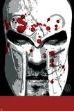 Uncanny X-Men 16 Cover: Magneto Plastskylt av Chris Bachalo