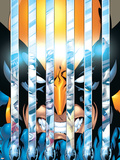 Exiles No.3 Cover: Wolverine Plastic SignMike McKone