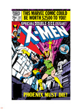 X-Men No.137 Cover: Cyclops, Grey and Jean Plastskilt av John Byrne