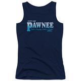 Juniors Tank Top: Parks & Recreation - Pawnee Womens Tank Tops