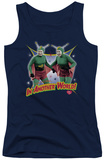 Juniors Tank Top: Lucy - In Another World Womens Tank Tops