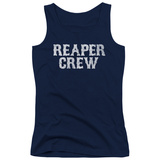 Juniors Tank Top: Sons Of Anarchy - Reaper Crew Womens Tank Tops
