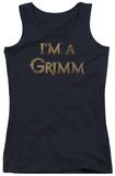 Juniors Tank Top: Grimm - I'm A Grimm Womens Tank Tops