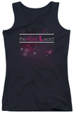 Juniors Tank Top: Real L Word - Flashy Logo Womens Tank Tops