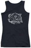 Juniors Tank Top: Sons Of Anarchy - Charming CA Womens Tank Tops