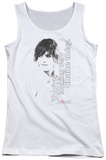 Juniors Tank Top: The L Word - Looking Shane Today Womens Tank Tops