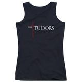 Juniors Tank Top: Tudors - Logo Tank Top
