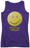 Juniors Tank Top: Dazed And Confused - Dazed Smile Womens Tank Tops