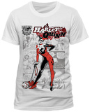 Harley Quinn - Kaboom T-shirts