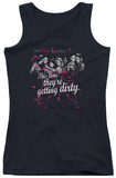 Juniors Tank Top: The Real L Word - Dirty Tank Top