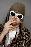Kurt Cobain Colour Foto