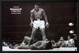 Muhammad Ali vs. Sonny Liston Prints