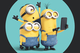 Minions- Selfie Poster