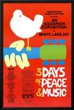 ディレクターズカット/ウッドストック/愛と平和と音楽の祭典 アートポスター