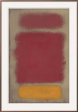 Untitled, 1968 Pôsters por Mark Rothko
