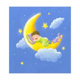 Lullaby Art by  andreapetrlik