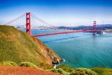 Golden Gate Bridge Photographic Print by  garytog