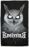 Kvelertak Bartlett Owl Flag Poster