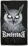 Kvelertak Bartlett Owl Flag Prints