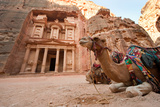 Petra in Jordan Lámina fotográfica por Robert Hoetink