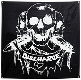 Discharge Born To Die Flag Poster