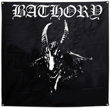 Bathory Goat Flag Plakater