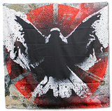 Converge No Heroes Flag Poster
