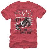 Star Wars-Vader's Domain T-skjorter