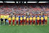 Soccer: Women's World Cup-Norway at Thailand Fotografie-Druck von Marc DesRosiers
