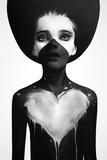 Hold On Metalldrucke von Ruben Ireland
