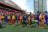 Soccer: Women's World Cup-Norway at Thailand Fotografisk trykk av Marc DesRosiers