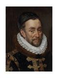 William I, Prince of Oranje, C.1579 Giclee Print by Adriaen Thomasz Key