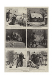 Carriston's Gift Impressão giclée por Adrien Emmanuel Marie