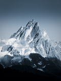 Chamonix, Haute Savoie, Alps, France Art sur métal  par Jon Arnold