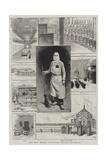 The New Model Cellular Prison, Brussels Impressão giclée por Adrien Emmanuel Marie