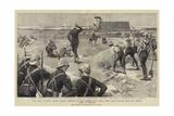 The War in Egypt Impressão giclée por Adrien Emmanuel Marie