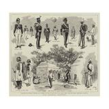 Our Colonial Defences Impressão giclée por Adrien Emmanuel Marie