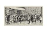 Amateur Art Exhibition, Colombo, Ceylon Impressão giclée por Adrien Emmanuel Marie