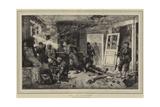 The Last Cartridge Giclee Print by Alphonse Marie de Neuville