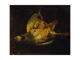 Still Life with Partridge Giclee Print by Alexandre-Francois Desportes