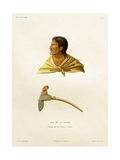 Native of the Bass Islands Giclee Print by Ambroise Tardieu