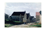 Women Going to the Forest, 1866 Giclee Print by Alfred Sisley