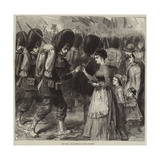 The War, the Imperial Guard at Metz Giclee Print by Arthur Hopkins